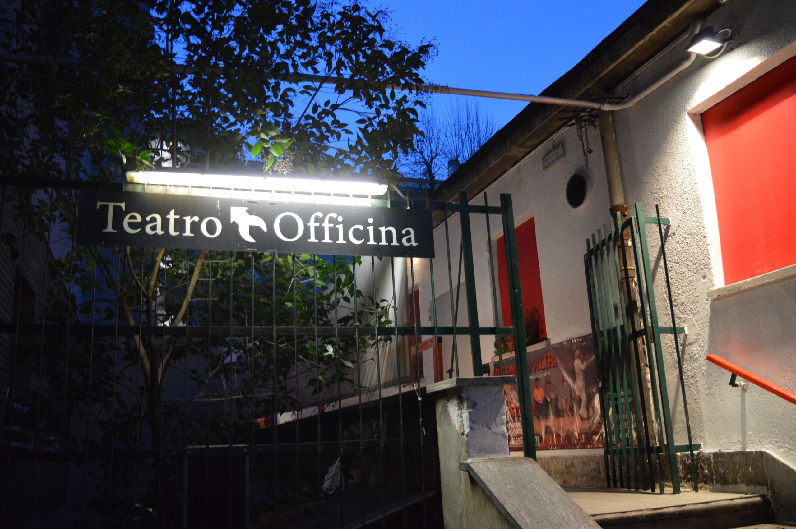 Foto esterno Teatro Officina